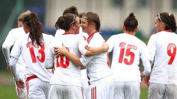 Россиянки не испытали проблем в матче с Румынией