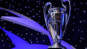 Один миллион евро за победу в Лиге чемпионов, кто больше?