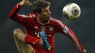 Мюллер: «Дортмунд больше не способен доставить нам проблем»
