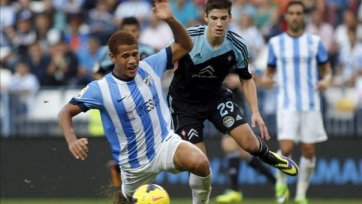 Дубль Камачо приносит «Малаге» победу над «Сельтой»