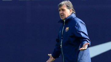 Мартино: «Главное – сократить отставание от «Реала»