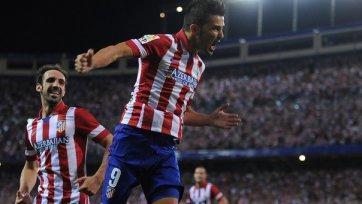 Давид Вилья: «Постараюсь победить «Барселону»