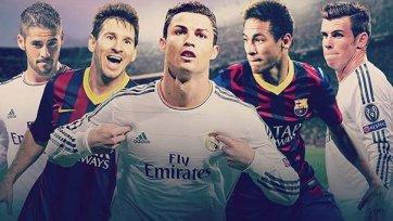 Анонс. «Реал» - «Барселона». Каталонско-межгалактические разборки