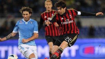 «Лацио» и «Милан» расписали мировую