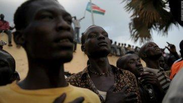 Футбол объединяет народы. Давайте брать пример с Судана