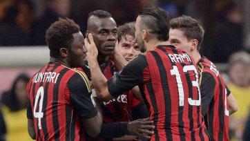 Зарплата футболистов «Милана» будет сокращена