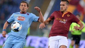 «Рома» дожала «Торино» в концовке