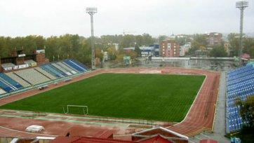 «Томь» до конца сезона будет приниматься матч на родном стадионе