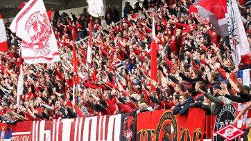 Фанаты «Спартака» на матч против «Краснодара» попадут бесплатно