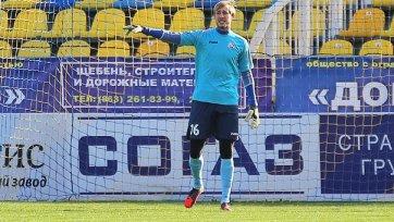 Антон Амельченко может перестать считаться легионером