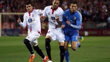 «Севилья» шокирует «Реал»
