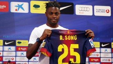 Сонг не нужен «Барселоне»