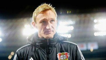 Руководство «Байера» задумалось о смене тренера