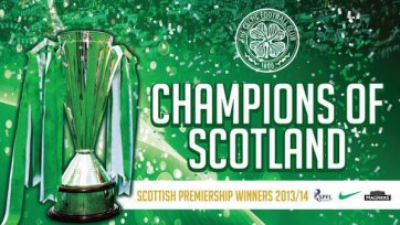 «Селтик» - 45-кратный чемпион Шотландии