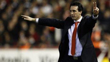 Эмери: «Чтобы обыграть «Реал» нужно поверить в себя»
