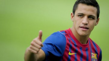 Алексис Санчест остается преданным «Барселоне»
