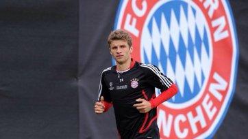 Томас Мюллер: «Сезон еще не завершен»