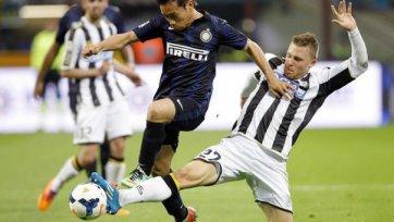 «Интер» упустил возможность в плотную приблизиться к «Фиорентине»