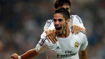 Иско: «Реал» по-прежнему имеет отличные шансы на чемпионство»
