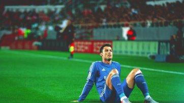 Слабую игру Роналду можно объяснить травмой