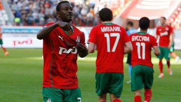 Ндойе: «Ни с какими клубами я переговоров не веду»