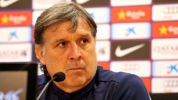 Мартино: «Сейчас «Барселона» зависит только от себя — это важно»