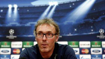 Блан: «В матче с Челси такой футбол не пройдет»
