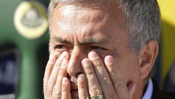 Моуриньо: «У игроков «Кристал Пэлас» было больше желания»