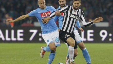 «Ювентус» задумался о Лиге Европы и проиграл в Неаполе