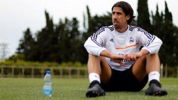 Сами Хедира: «Приятно снова вернутся на поле»