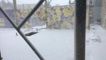 Матч «Крылья Советов» - «Терек» может не состояться из-за снегопада