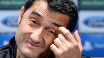 Эрнесто Вальверде: «Проиграли из-за своих же ошибок»