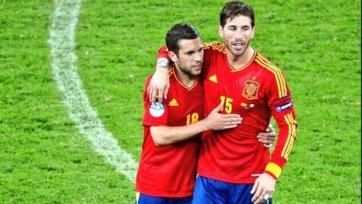 Альба: «Противостояние с «Реалом» только на поле, вне его мы очень хорошо ладим»