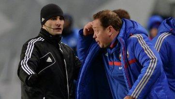Слуцкий: «Удаление Дзагоева придало матчу виртуальную интригу»