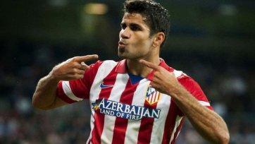 Диего Коста рискует пропустить матч с «Барселоной»