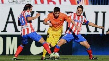 Анонс. «Барселона» - «Атлетико» - испанские разборки в ЛЧ