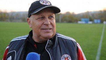 Завтра Виталий Кварцяный вернется к работе в «Волыни»
