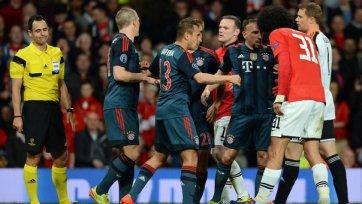 «МЮ» и «Бавария» сыграли вничью
