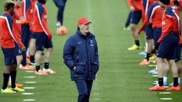 Блан: «ПСЖ стремительно развивается, но клубу пока не хватает опыта»