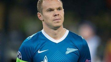 Александр Анюков лучший игрок «Зенита» по итогам марта