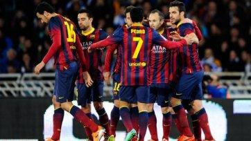 «Барселона» намерена обжаловать решение ФИФА