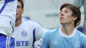 Александр Елисеев снова начал тренироваться