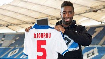 Джуру станет полноправным игроком «Гамбурга»