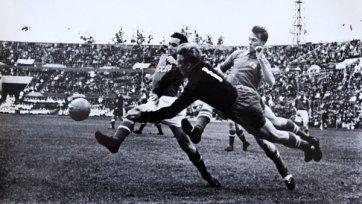 Первые медали советского футбола