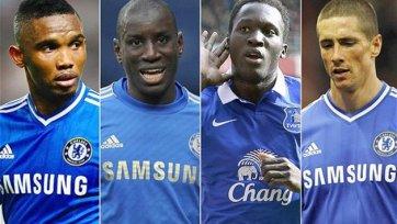 Летом «Челси» покинут все четыре нападающих