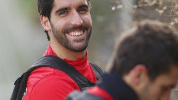 Рауль Гарсия: «Не нужно думать о преследователях, нужно сосредоточиться на собственной игре»