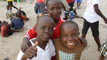 Футбол - больше чем просто игра. Чемпионат мира среди беспризорных детей.