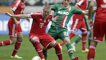 «Бавария» терпит первое поражение в сезоне!
