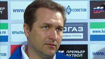Цыганков: «Не смогли бороться с ЦСКА»