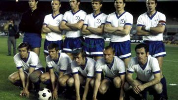 Первый еврокубковый успех советского футбола